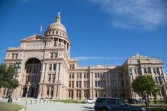 国会大厦得克萨斯 免版税库存图片