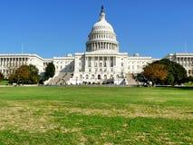 国会大厦我们 库存图片