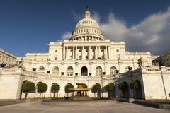 国会大厦我们 免版税图库摄影