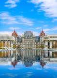 国会大厦新的状态约克 免版税库存图片