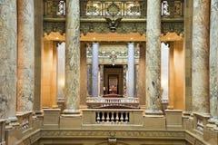 国会大厦明尼苏达保罗st状态 免版税库存图片