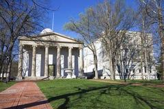 国会大厦法兰克福肯塔基老状态 免版税图库摄影