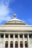 国会大厦波多里哥 库存图片