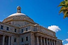 国会大厦波多里哥 免版税库存图片