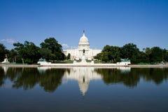 国会大厦状态团结了 库存照片