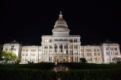 国会大厦状态得克萨斯 免版税图库摄影