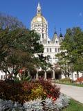 国会大厦状态 免版税库存图片