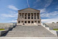 国会大厦田纳西 免版税库存图片