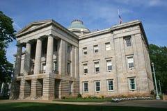 国会大厦罗利状态 免版税库存图片