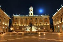 国会大厦罗马 库存图片