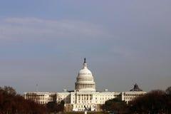 国会大厦美国 免版税库存图片