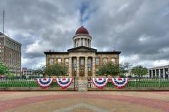 国会大厦老状态 免版税库存照片