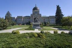 国会大厦蒙大拿状态 免版税图库摄影