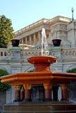 国会大厦要素我们 免版税库存照片