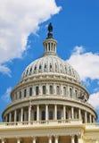 国会大厦覆以圆顶我们 免版税库存照片