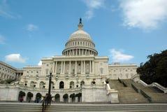 国会大厦dc华盛顿 图库摄影