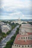 国会大厦dc我们华盛顿 免版税图库摄影