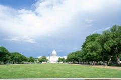 国会大厦dc我们华盛顿 库存图片