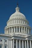 国会大厦dc详细资料覆以圆顶我们华盛 库存图片