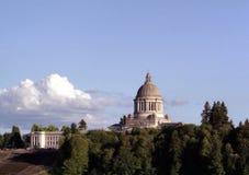 国会大厦wa 库存图片