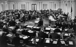 国会(所有人被描述不更长生存,并且庄园不存在 供应商保单将没有式样releas 库存照片