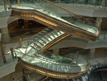 国会dc图书馆楼梯华盛顿绕 免版税库存照片