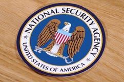 国安局机构 免版税库存图片