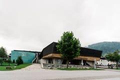 国家公园中心Hohe Tauern 库存图片