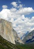 国家公园优胜美地 免版税库存图片