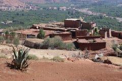 国家公园图卜卡勒峰在摩洛哥 库存图片
