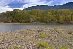 国家公园在哥伦比亚河峡谷 库存图片