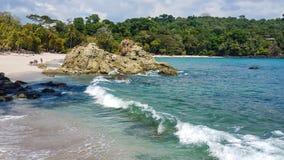 国家公园在哥斯达黎加 图库摄影