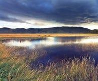 国家公园托里斯del潘恩 库存照片