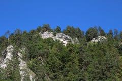国家公园斯洛伐克天堂,斯洛伐克 图库摄影