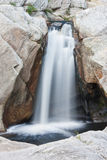国家公园瀑布原野 免版税图库摄影