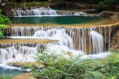 国家公园瀑布 免版税图库摄影