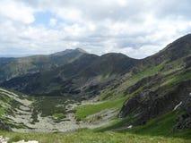 国家公园高Tatras,斯洛伐克 免版税库存图片