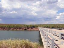 国家公园维多利亚河。澳大利亚。 图库摄影