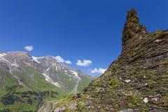 国家公园- Hohe Tauern -奥地利 免版税库存照片