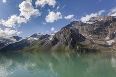 国家公园- Hohe Tauern -奥地利 库存图片