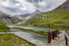 国家公园- Hohe Tauern -奥地利 免版税库存图片