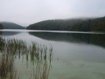 国家公园Plitvice湖,克罗地亚 免版税库存图片