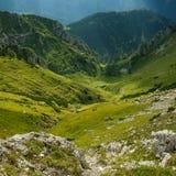 国家公园tatra 免版税库存图片