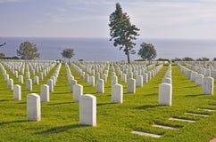 国家公墓II 库存图片