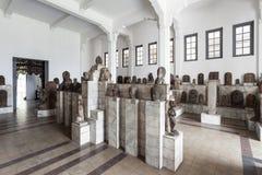 国家博物馆印度尼西亚 库存图片