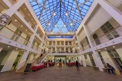 国家博物馆的内部看法 免版税库存照片