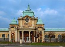 国家博物馆的宝石匠在布拉格 库存照片