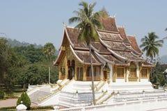 国家博物馆,琅勃拉邦,老挝 库存图片