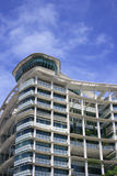 国家图书馆新加坡 库存照片