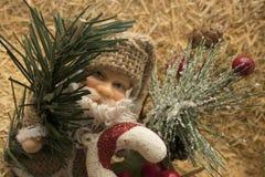国家圣诞老人 库存图片
